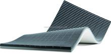Compressed sponge mattress/bamboo charcoal sponge mattress/breathe freely sponge mattress with slot cutting
