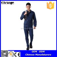 Denim Men's Jeans Industrial Workwear Uniform