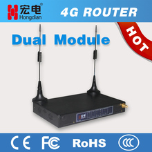 Industrial 3G/4G Router as Wi-Fi Hotspot