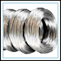 Hot galvanized iron wire for animal wire mesh fence