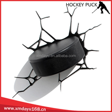 Wholesale Cheap Custom Weighted Rubber Hockey Puck