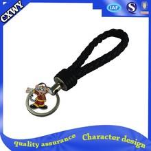 Factory custom cheapest metal key chain,key ring