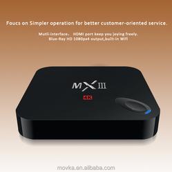 MX3 MXiii 1GB Ram S802 mixed colors full hd 1080p porn video watch free tv box XBMC Quad Core CPU Android TV Box 4K Smart
