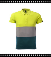 Premium Color Combination Blank Men Polo tshirt