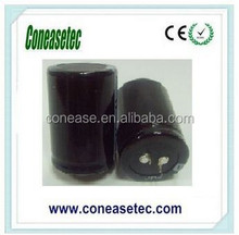 Snap-in Type 390uF 450V Aluminum Electrolytic Capacitors