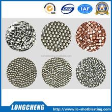 Abrasive Materials Sand Blasting Steel Shot S550