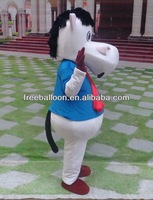 2015 new Costume mascot cartoon horse