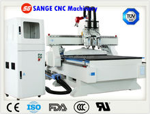Sliding table saw perfect substitution Pneumatic auto tool changer PVC,MDF board carve 3d cnc router/wood cutting machine