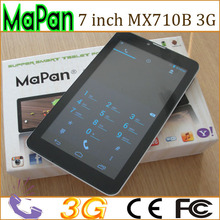 new dual core tablet with android 4.4/ 7 inch tablet pc use dual sim card/ cheap mobile phone with gps