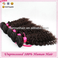 wholesale cheap mongolian kinky curly sew in virgin human hair weave bundles