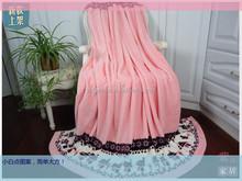 2015 Factory wholesale new china products polar fleece coral fleece flannel fleece blanket