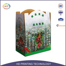On-Time Delivery Fruit Salad Packaging Box