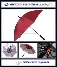 Automatic open professional looking for distributors china order purchase fan umbrella in sun