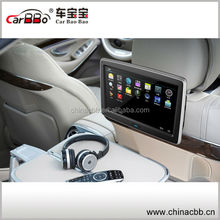 """10.1"""" Android Headrest Monitor + CPU 1.5 G + Wifi + 3G + Bluetooth + FM Transmitter"""