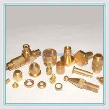 sliver plating cnc turning parts for automatic production line products, automatic lathe parts