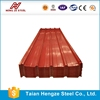 prepainted zinc coated iron roofing sheet for Cattle Sheds