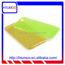 shenzhen custom cell phone wave tpu case cover for IPHONE 6 PLUS or oem service