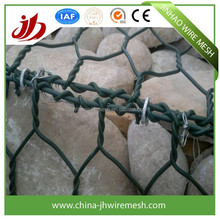 Anping factory supply best quality gabione of stone baskets/ Mesh Galvanized Wire Mesh Gabion/high quality low carbon Al-z