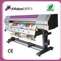 X-Roland alta velocidad rápido indoor/outdoor impresora digital de gran formato
