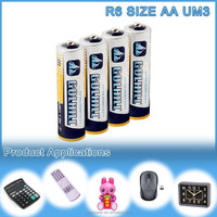 Size aa R6 sale west africa dry battery