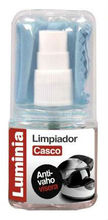 Helmet cleaner, nettoyant casques, limpador capacetes, revolutionary cleaning products, innovative cleaning products