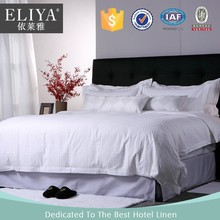 ELIYA factory china 250TC fitted sheet/comforter sets/ quilt cover set hotel