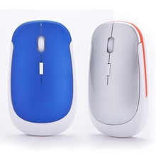 Cute Mini Wireless Optical Mouse USB Receiver 2.4GHz for Laptop PC Mouse SV007964