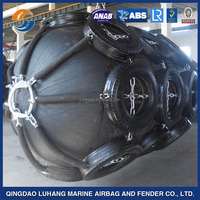 ship to ship tyre inflatable fender