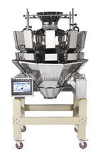 Automatic Chips and Snacks Packing Machine with Combination Multihead Weigher