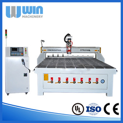 High Efficiency and Low Cost 2130 China CNC Router Machine