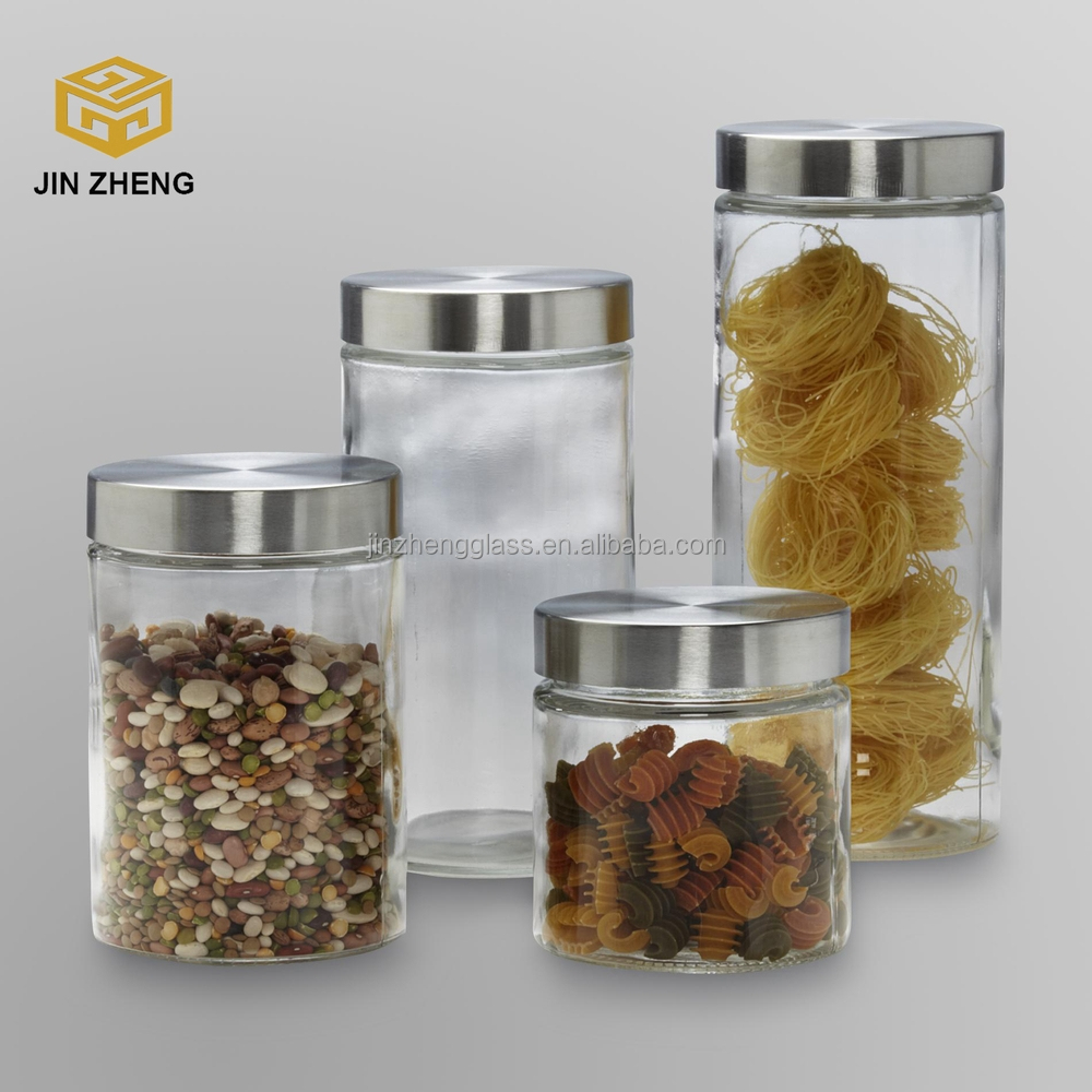 Traditional Tall Glass Pasta Containers Buy Traditional Tall Glass