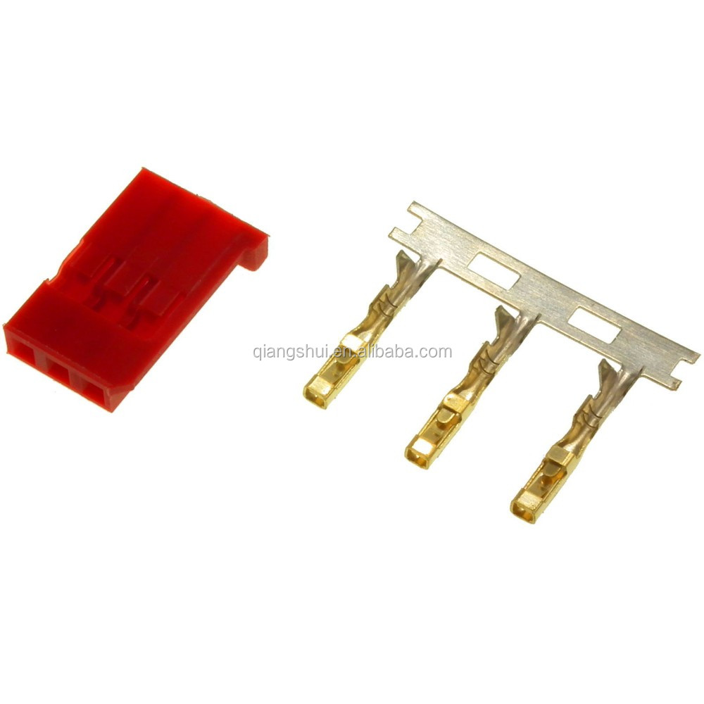 Futaba JST BEC RC Connector mini T micro RS4 JR Hitec Spektrum JST EHR