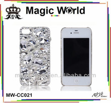 for samsung galaxy s3 luxury crystal mobile phone case