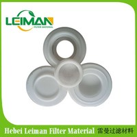 Plastic mould for air filter end cap easy to maintain and clean filter mold