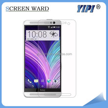 Hot!!&Anti Shatter High Clear Tempered Glass Film Screen Guard For Htc/Clear Film>.