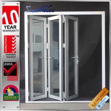 Compact AS2047 standard Australian standard aluminium door manufacturer in China