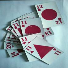 Playing card China supply cheap fashion wholesale custom playing cards