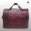high qualityreal handbags genuine leather crocodile skin handbags