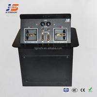 JS-552 desk top electrical outlet