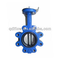 center line disc butterfly valve
