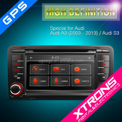 """XTRONS 7"""" HD Touch screen DVD player Special for Audi(Dual Canbus)"""