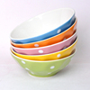 "cheap 5"" bulk ceramic color soup bowl"