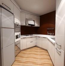 alibaba China supplier high glossy luxury kitchens modern kitchen furniture