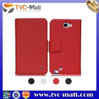 100% Original HOCO Case for Galaxy note 2,HOCO Leather Case For Samsung Galaxy Note 2