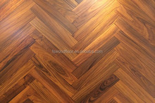 Herringbone hardwood flooring- rosewood