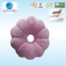 Nice donut memory foam seat cushion ,flower shape seat cushion