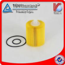 Transpirable hepa filtro de aceite del automóvil 04152-yzza6 04152-40060