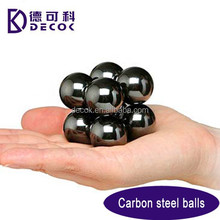 China Top quality AISI1015 Carbon Steel Balls, Did.28mm