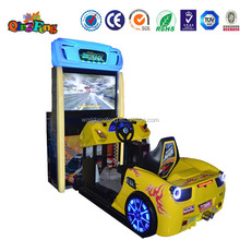 MR-QF368 Speeder Max Racing electronic game/simulator car racing game machine