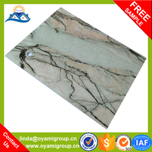 Hardness up to 3H-6H Water proof decorative interior wall board